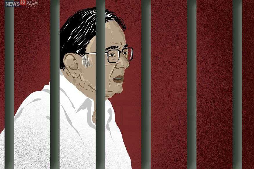 दलिया आणि चहा : चिदंबरम यांचा तिहार तुरुंगातला पहिला दिवस