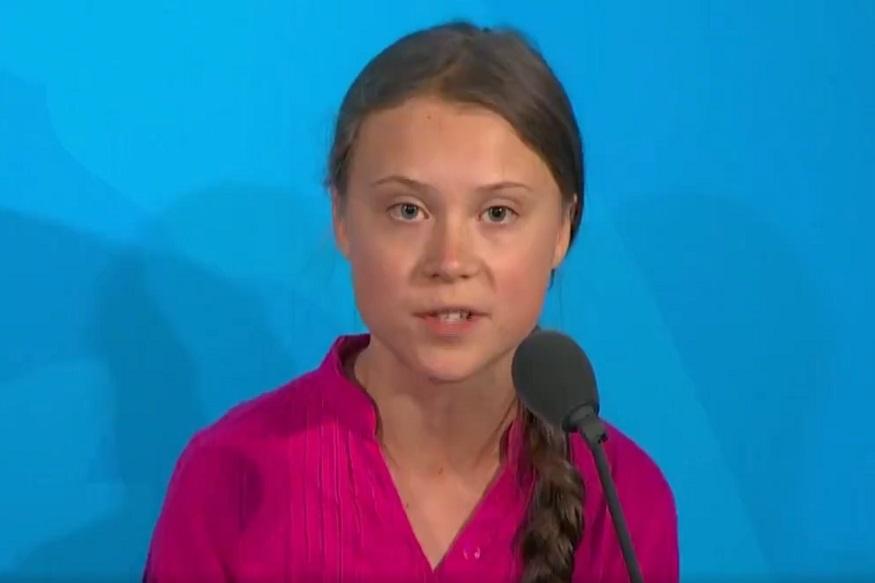 VIDEO : जागतिक नेत्यांना 16 वर्षीय ग्रेटाचा प्रश्न, तुमची हिम्मतच कशी झाली?