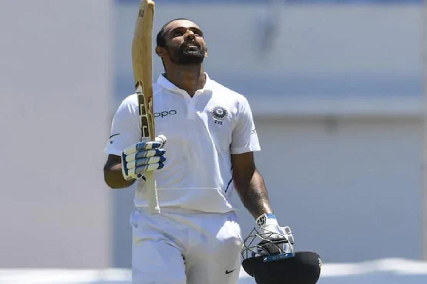 India vs West Indies 2nd Test : शतक केल्यानंतर भावुक झाला हनुमा विहारी, कारण होतं 12 वर्षांपूर्वीच दु:ख!