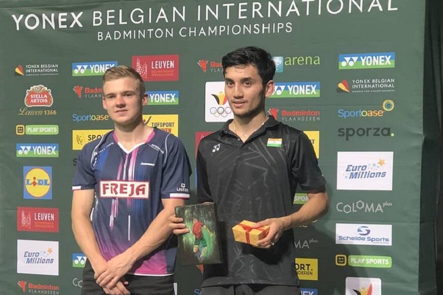 बॅडमिंटनमध्ये भारताला मिळाला नवा तारा, 18 वर्षीय लक्ष्यने जिंकली Belgian International Challenge स्पर्धा