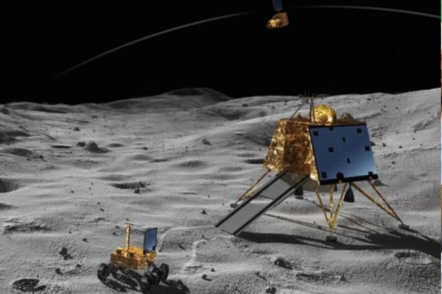 'विक्रम'चे फोटो टिपण्यात NASA अपयशी, सांगितलं काय झालं?