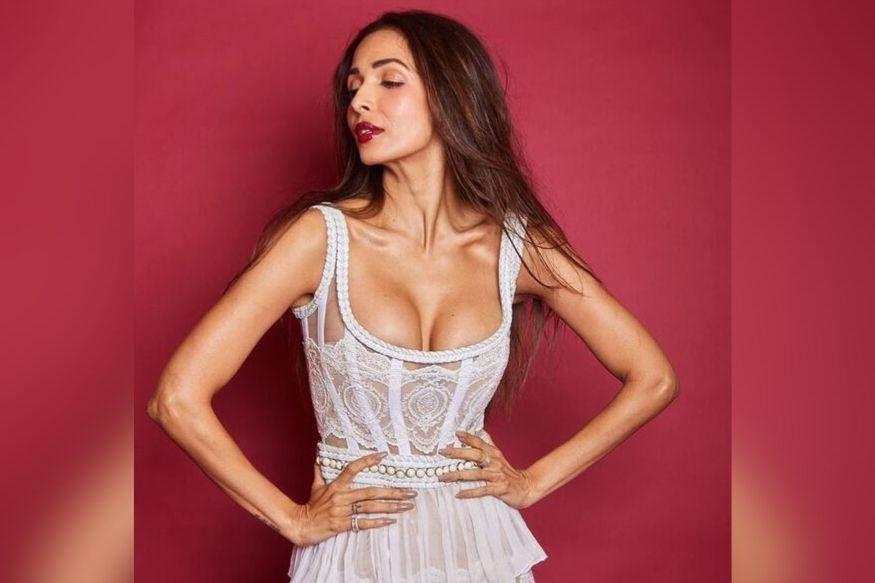 Vogue Beauty Awards मध्ये मलायका अरोराचा ग्लॅमरस लुक, पाहा तिचे HOT PHOTO
