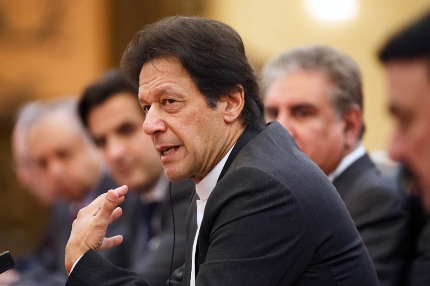 VIDEO : अमेरिकेत एकीकडे 'मोदी-मोदी', तर पाकिस्तानच्या पंतप्रधानांची अशी झाली फजिती