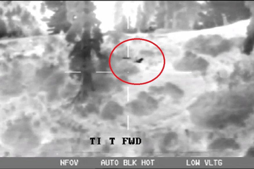 पाकच्या बॅट कमांडोंचा घुसखोरीचा कट भारतीय लष्कराने उधळला, पाहा VIDEO