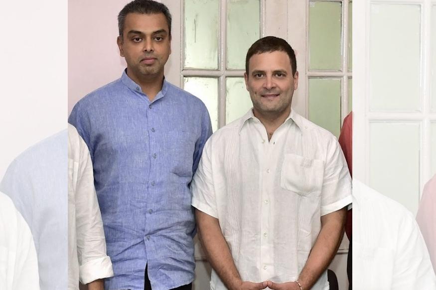 राहुल गांधी यांचा 'हा' जवळचा मित्रही भाजपच्या वाटेवर?