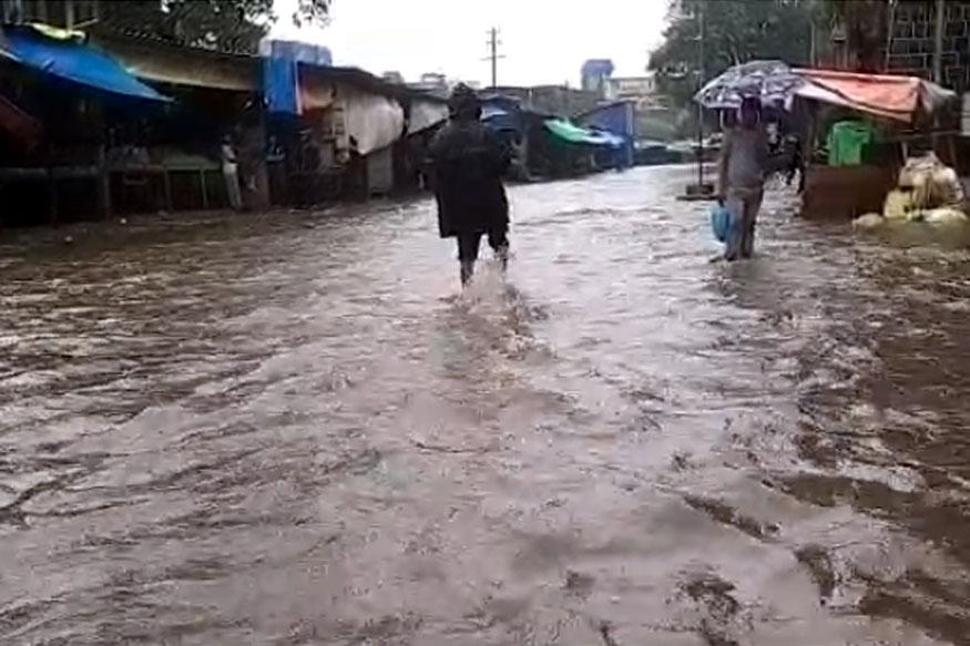 Weather Update: मुंबईत मुसळधार पावसाचा इशारा; तुमच्या शहरात 'असा' असेल हवामानाचा अंदाज