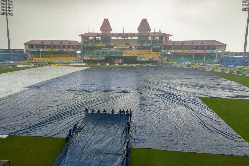 India vs South Africa : पावसामुळं चाहत्यांचा रविवार गेला वाया, पहिला टी-20 सामना रद्द!