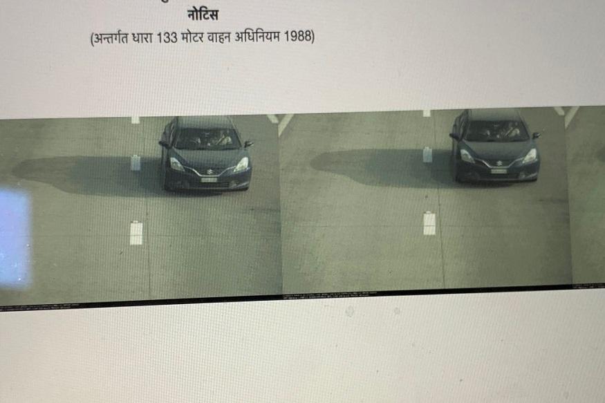 तरुणाचं ट्राफिक पोलिसांना आव्हान, आधी माझी गाडी चालवा नंतर पावती फाडा!