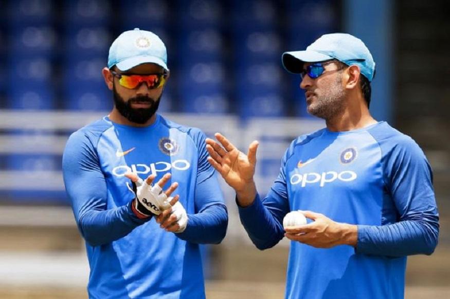 धोनीबद्दल विराटनं निर्णय घ्यावा, भारताच्या दिग्गज क्रिकेटपटूचा सल्ला