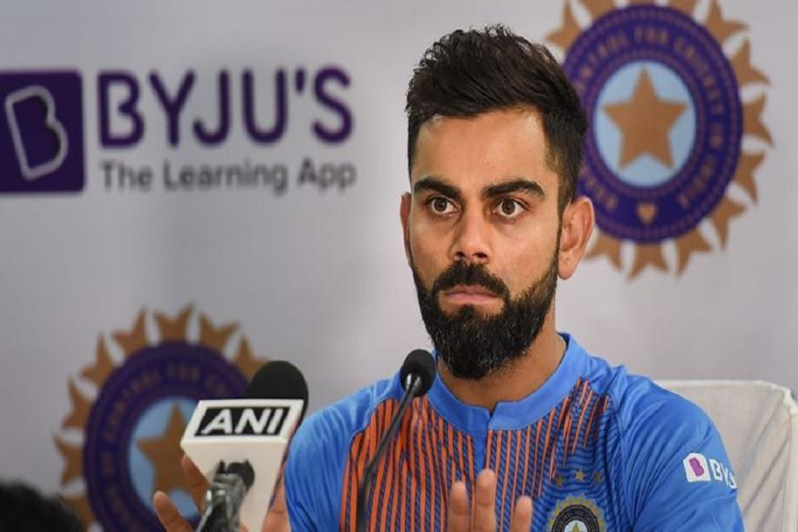 India vs South Africa : धोनीसोबतच्या 'त्या' फोटोवर विराटनं दिलं उत्तर, म्हणाला...