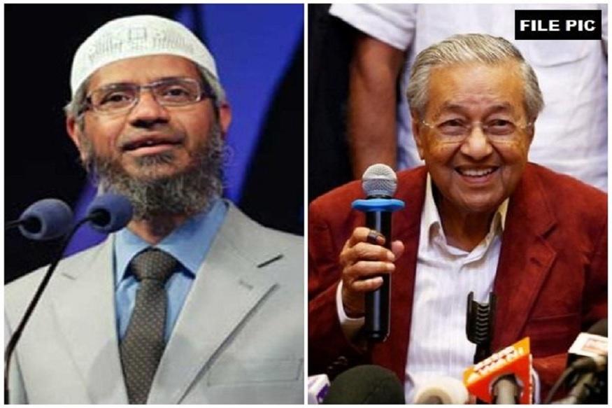 'PM मोदींनी झाकीर नाईकच्या प्रत्यार्पणाबाबत बोलणी केलीच नाही', मलेशियाच्या पंतप्रधानांचा दावा