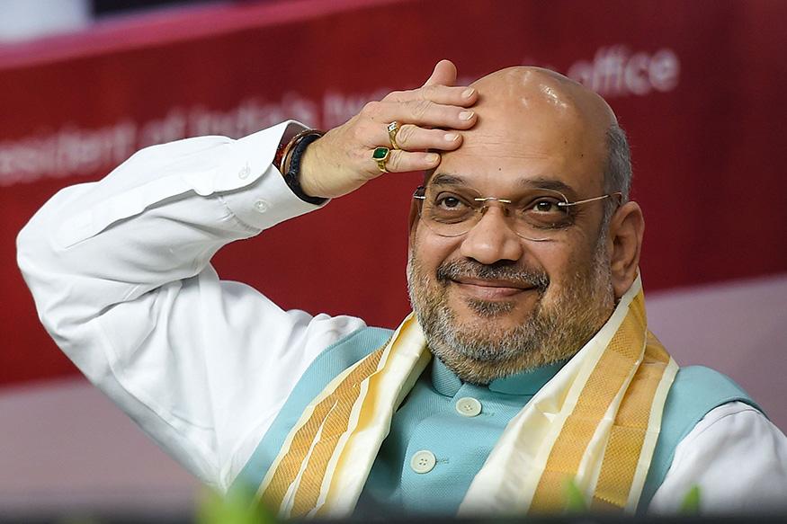 महाराष्ट्राच्या सत्ता कोंडीवर अमित शहांचं पहिलं विधान, आम्ही विश्वासघात केला नाही तर...