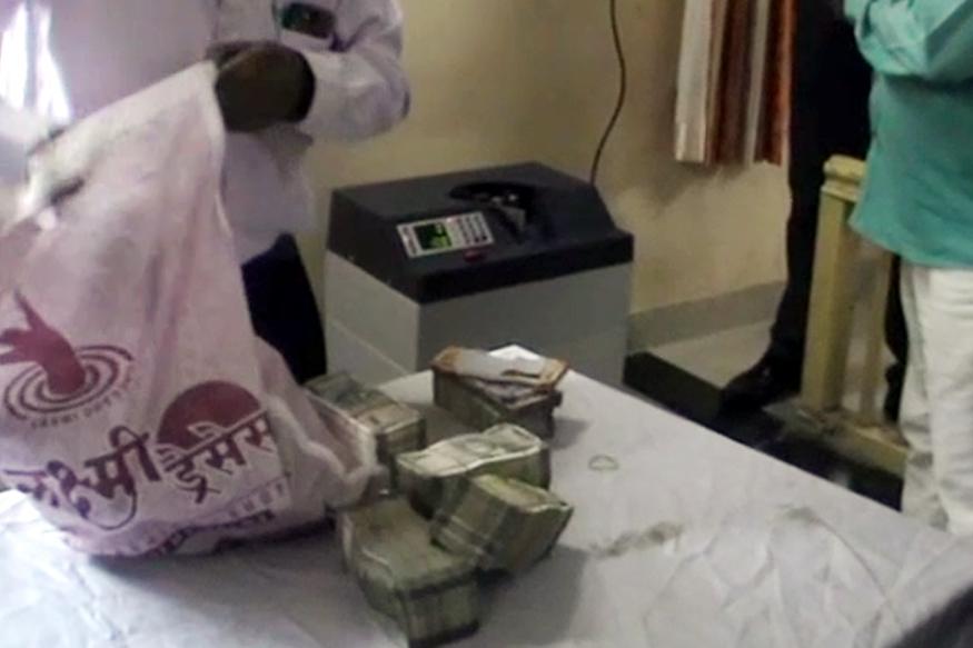 पैशांचा खेळ सुरू.. आयकर विभागाने जप्त केली 29 लाख 15 हजार रुपयांची रोकड