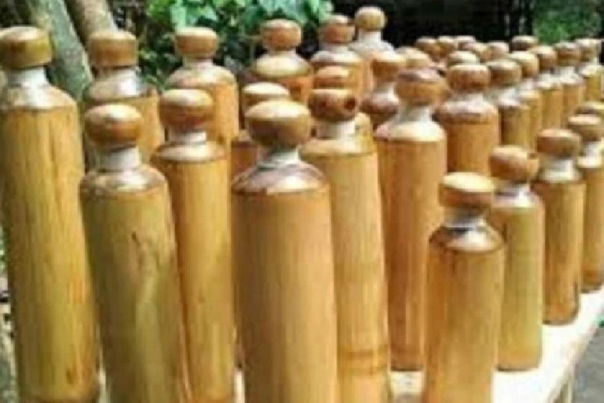 मोदी सरकारने लाँच केली बांबूची बाटली, शेणाचा साबण आणि शाम्पूही!