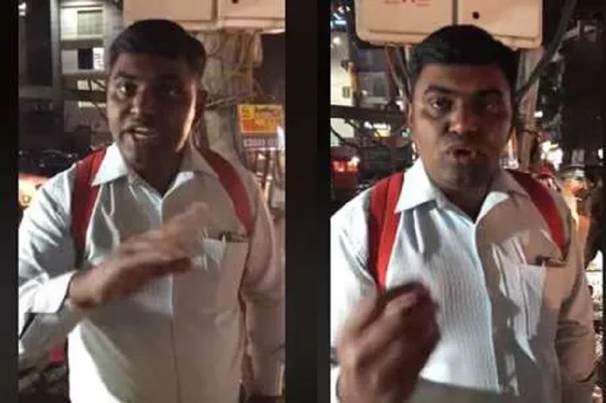 VIDEO: कपड्यांवरून मुंबईच्या तरुणीला भररस्त्यात दिले संस्कृतीचे धडे, तिनं शिकवला चांगलाच धडा