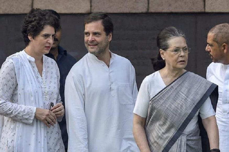 गांधी कुटुंबीयांच्या सुरक्षेवर परदेशातही SPG ची नजर, मोदी सरकारचा निर्णय