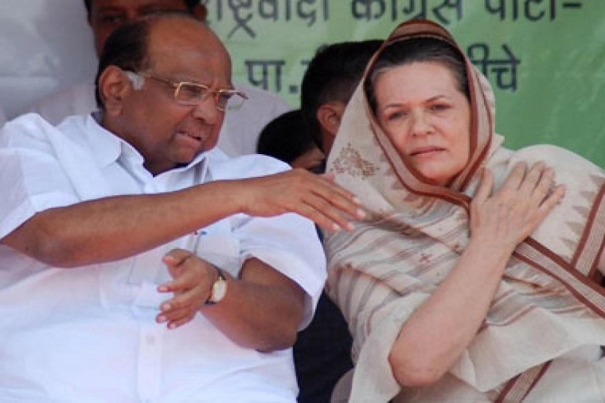 राज्यातल्या सत्ता स्थापनेसाठी शरद पवार आणि सोनिया गांधी उद्या पुन्हा भेटणार!