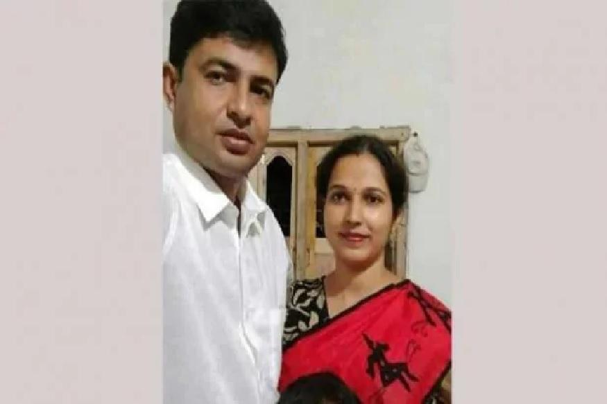 RSS कार्यकर्त्याची निर्घृण हत्या, गरोदर पत्नी आणि मुलाचाही केला खून