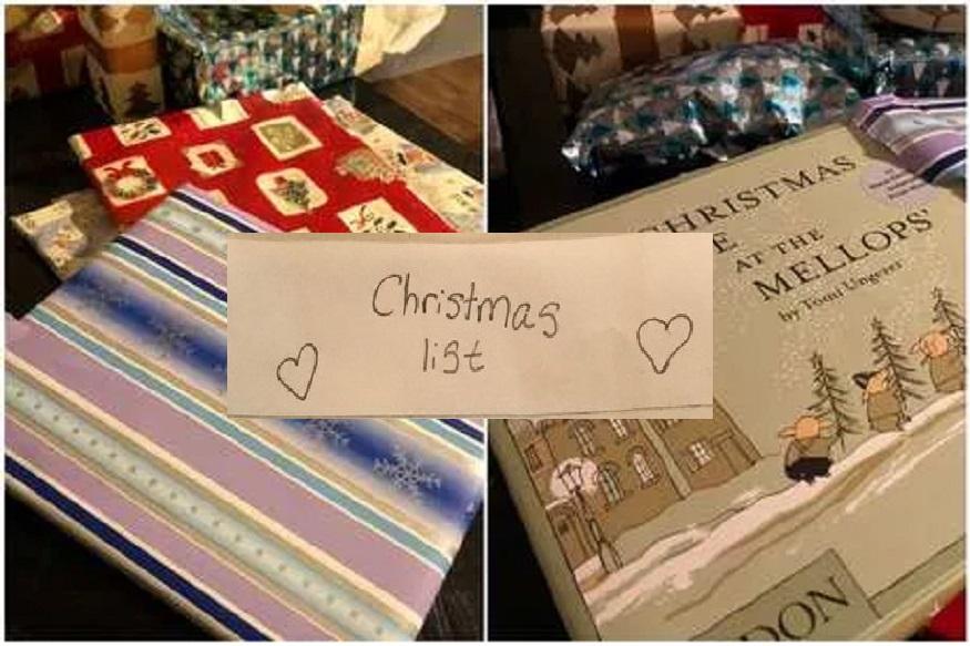 चिमुकलीने ख्रिसमसला मागितली 7 लाख 40 हजार रुपयांची गिफ्टस्, यादी सोशल मीडियावर व्हायरल