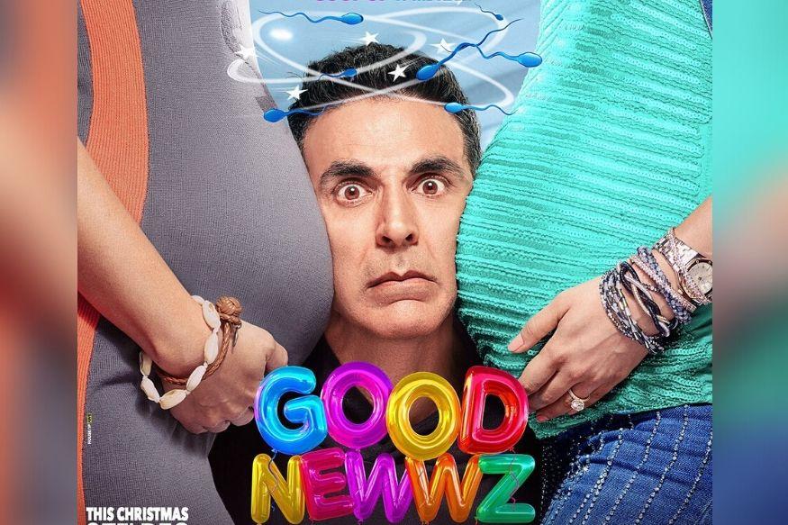 Good Newwz ने उडवली अक्षय-करिनाची झोप, पाहा Trailer