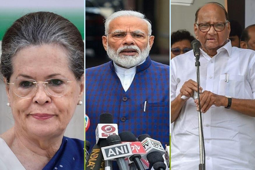 शरद पवार आणि PM मोदी यांच्या भेटीवर सोनिया गांधी नाराज!