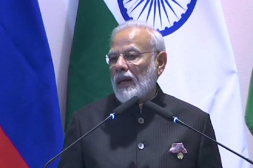 BRICS : दहशतवादामुळे जगाच्या अर्थव्यवस्थेचं मोठं नुकसान - पंतप्रधान नरेंद्र मोदी