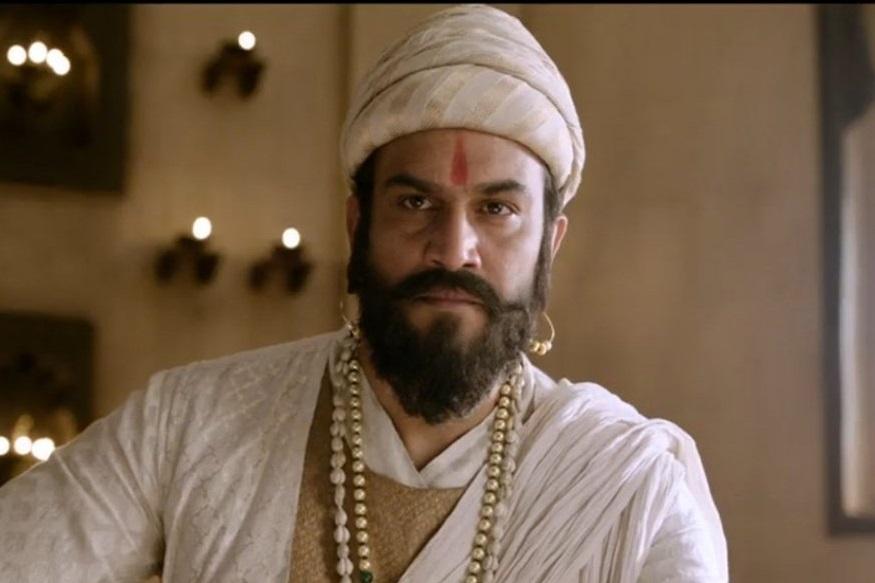 छत्रपती शिवाजी महाराज म्हणायचं... अभिनेता शरद केळकरचा 14 सेकंदाचा VIDEO VIRAL