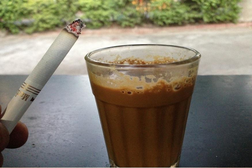 सावधान! चहासोबत सिगारेट ओढणं आजच थांबवा, कारण...