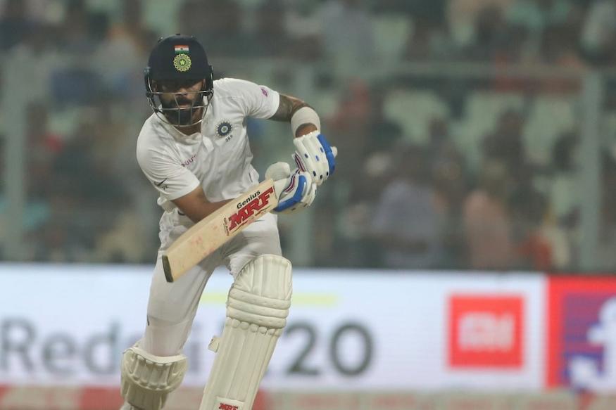 India vs Bangladesh : ऐतिहासिक सामन्याचा फर्स्ट डे फस्ट शो विराट-इशांतच्या नावावर, बांगलादेशवर आघाडी!