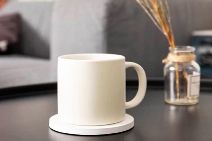Xiaomi चा भन्नाट Warm Cup : चहा पिता पिता फोनही चार्ज होणार; किंमत आहे फक्त...