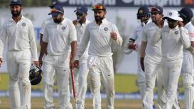 भारत-श्रीलंका पहिली कसोटी गेली 'पाण्यात', सामना अनिर्णित !