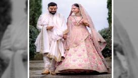 कोणी डिझाइन केलाय 'विरानुष्का'च्या लग्नाचा ड्रेस?