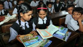 मुंबई पालिकेच्या मराठी शाळांमधील प्रवेशांच्या संख्येत घट