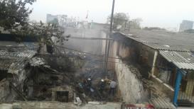 मुंबईत फरसाण दुकानात अग्नितांडव ; 12 जणांचा होरपळून मृत्यू
