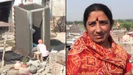 म्हणूनच भारतात 'परभणी', सरपंचानं स्वखर्चानं गावात बांधली 100 शौचालयं !