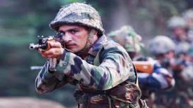 बीएसएफच्या 12 चौक्यांवर पाकिस्तानकडून गोळीबार,भारताचं चोख उत्तर