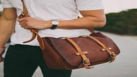 पुरुषांसाठी खास ट्रेडिंग बॅग
