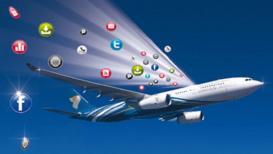 आता विमानातही मोबाईल आणि इंटरनेट सेवा मिळणार !