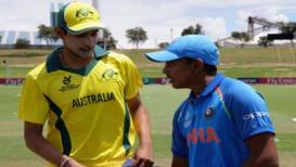 19 वर्षांखालील वर्ल्ड कपमध्ये भारतानं आॅस्ट्रेलियाचा केला 100 धावांनी पराभव