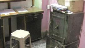 चोरांनी पळवली लातूर पालिकेची तिजोरी, उघडली तेव्हा निघाला 1 रुपया !