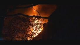 मुंबईतल्या नवरंग स्टुडिओला आग; अग्निशमन दलाचा एक अधिकारी जखमी
