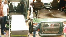 दोन मिनिटात अख्खं एटीएम उखडून गाडीत, हायटेक चोरांची टोळी गजाआड