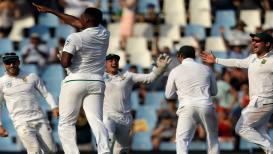 दुसऱ्या कसोटी सामन्यातही भारताचा दारूण पराभव, दक्षिण आफ्रिकेनं 2-0 ने मालिकाही जिंकली