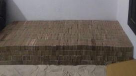 उत्तरप्रदेश : कानपुरात 100 कोटींच्या जुन्या सापडल्या !