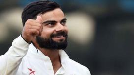 विराट कोहलीवर पुरस्कारांचा पाऊस; ठरला 'आयसीसी क्रिकेटर ऑफ द इअर'