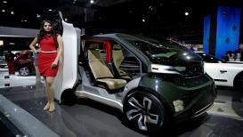 आॅटो एक्स्पोमधल्या शानदार कार्स