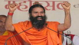 '...असं केलं तर राहुल गांधींचे अच्छे दिन येतील', रामदेव बाबांची मिश्किल टिप्पणी