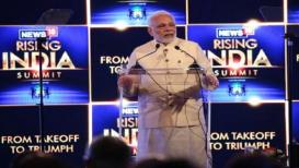 #NEWS18RISINGINDIA-पूर्व भारताच्या विकासावर लक्ष केंद्रीत करणार पंतप्रधान मोदींची माहिती