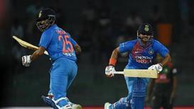 टी-20 मालिकेत भारताची विजयाची गुढी