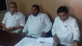 राजू शेट्टींचा 'स्वाभिमानी' काँग्रेससोबत,यूपीएमध्ये सहभागी